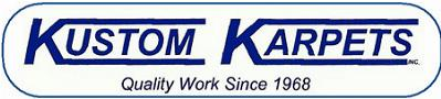 Kustom Karpet Inc. - Quality Work Since 1968