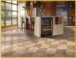 Beautiful Tile Flooring